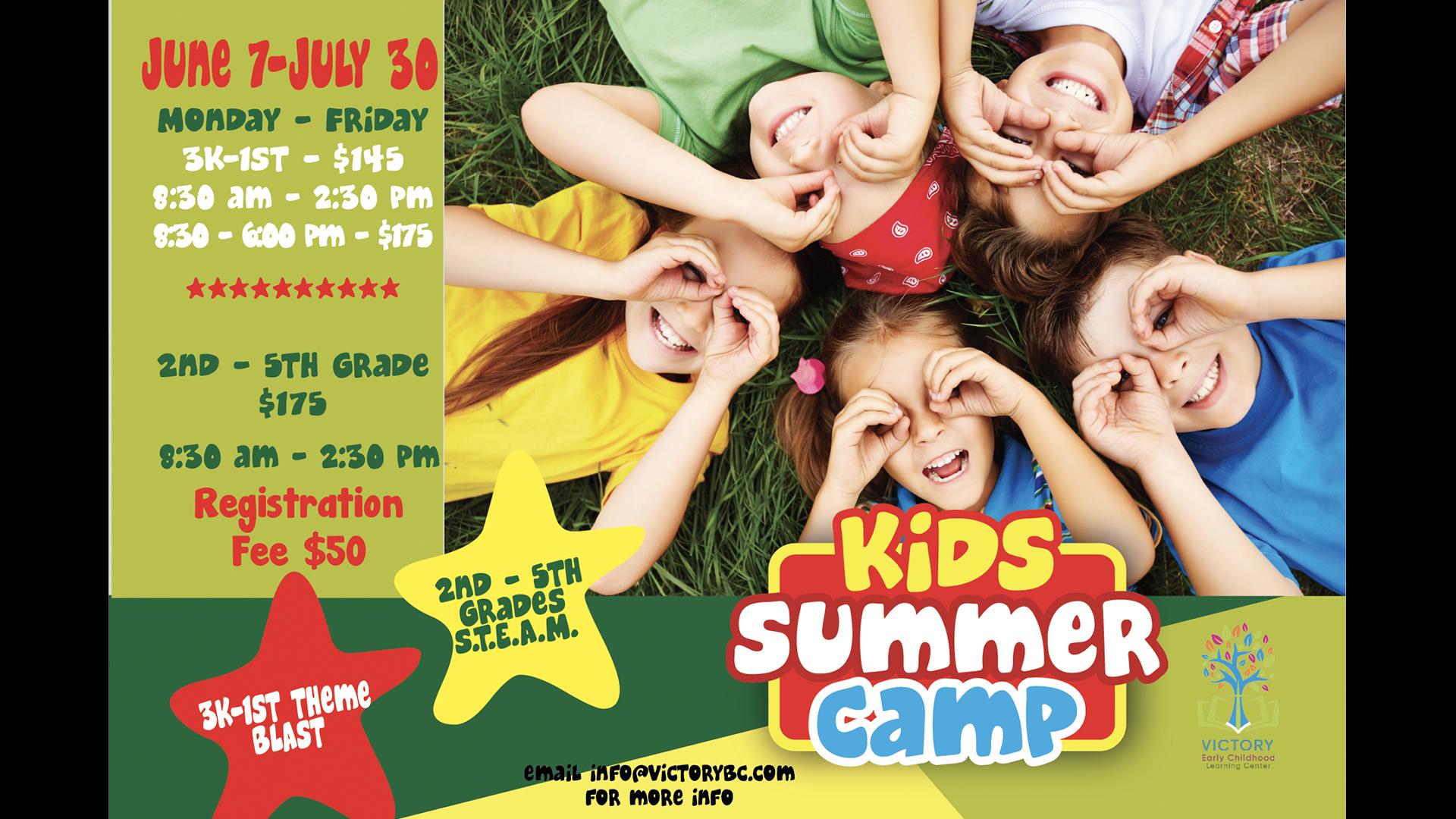 ECLC Summer Caamp