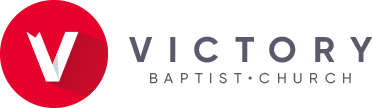 Victory Baptist scroll logo